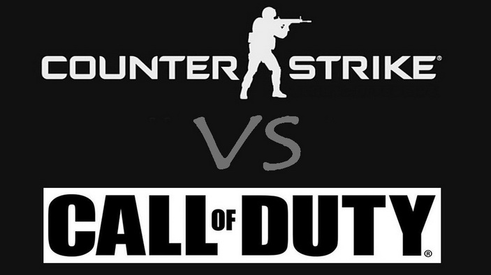 Counter-Strike vs Call_of_Duty
