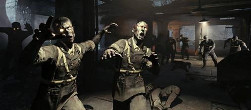 Зомби режим