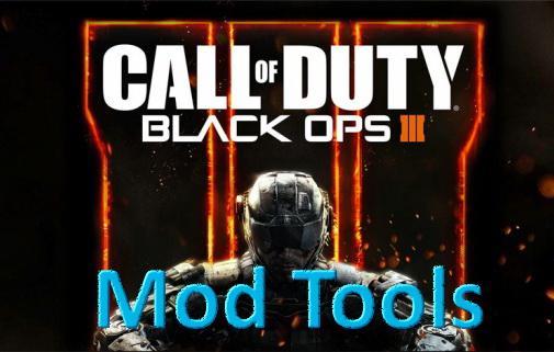 Mod Tools в Black Ops 3