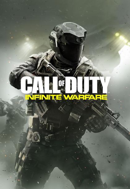 Call of Duty Infinity Warfare новый постер