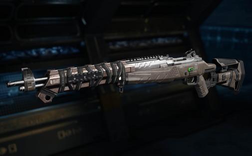 Статистика по оружию из Call of Duty Black Ops 3