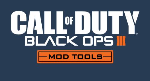 Mod Tools Black Ops III