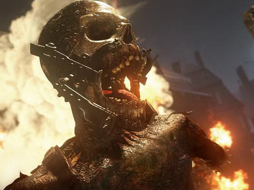 Call of Duty WW II зомби