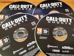 Call of Duty Ghosts русификация