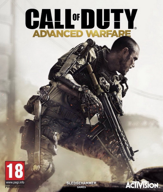 Call of Duty Advanced Warfare год спустя