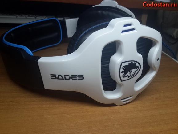 Sades SA 903 наушники для ПК