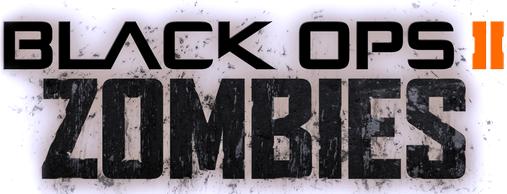 Black Ops 2 Зомби