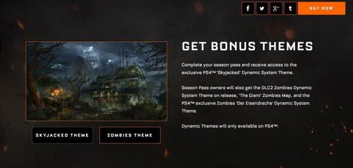 Новости о втором DLC для Black Ops 3