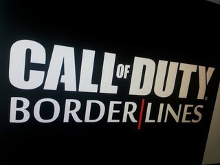 Call of Duty border lines