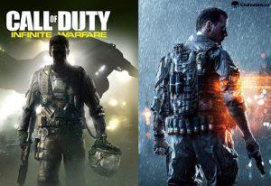 Battlefield критикует Call of Duty Infinite Warfare