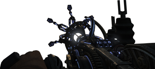 Парализатор из Black Ops 2 Зомби