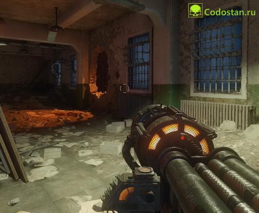 Электроорудие из Black Ops 3