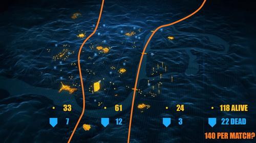 Blackout карта