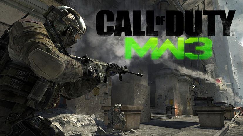 Call of Duty: Modern Warfare 3 Выживание