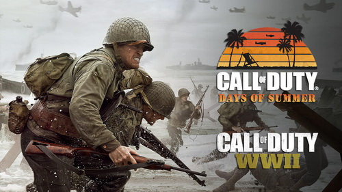 Call of Duty WWII Days of Summer