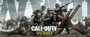 Call of Duty World War II Event