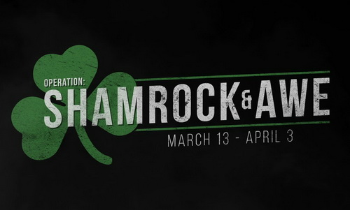 Call of Duty WWII Shamrock and Awe