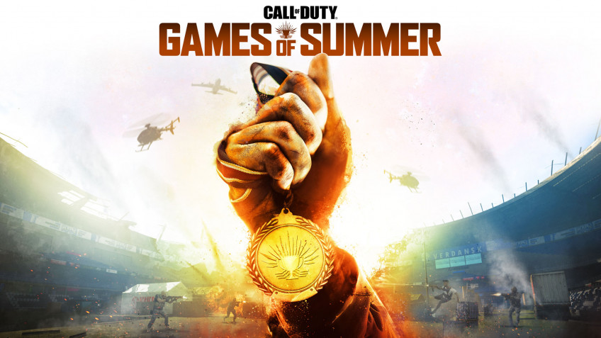 Games of Summer в Call of Duty Warzone и Modern Warfare